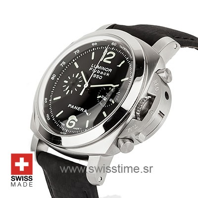Panerai Luminor 1950 Flyback Chronograph 44mm PAM212