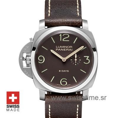 Panerai Luminor 1950 Left Handed 8 Days | Swisstime Watch