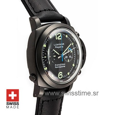 Panerai Luminor 1950 Regatta Rattrapante 44mm PAM332 Swiss Replica