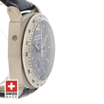 Panerai Luminor Chrono Daylight Firenze 1860 Swisstime Watch