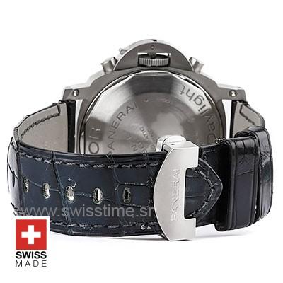 Panerai Luminor Chrono Daylight Titanium 44mm PAM326 Swiss Replica