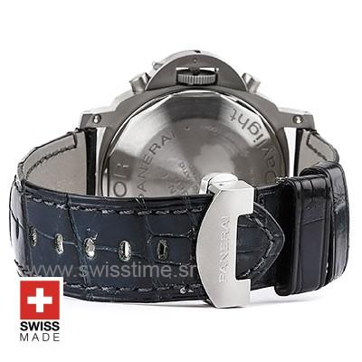 Panerai Luminor Chrono Daylight Titanium 44mm PAM326 Swiss Replica