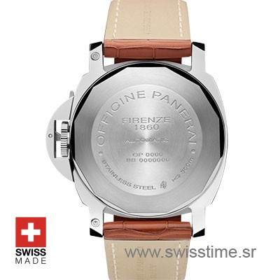 Panerai Luminor GMT Automatic Acciaio 44mm PAM088 Swiss Replica