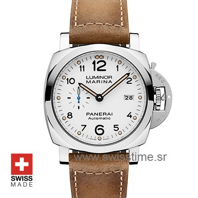 Panerai Luminor Marina Automatic Acciaio | Swiss Replica Watch
