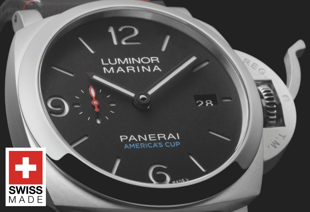 Panerai Luminor Marina 1950 SOFTBANK TEAM JAPAN 3 Days Automatic 44mm PAM732 Swiss Replica