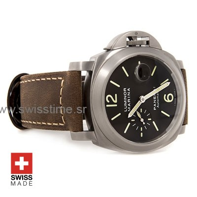 Panerai Luminor Marina Automatic Titanium 44mm PAM240 Swiss Replica