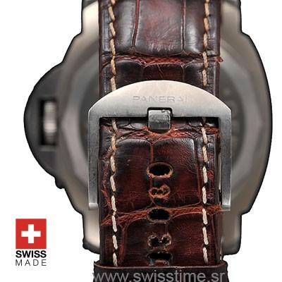 Panerai Luminor Marina Destro Titanium | Swiss Replica Watch