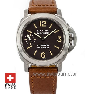 Panerai Luminor Marina Militare 44mm PAM036 Swiss Replica