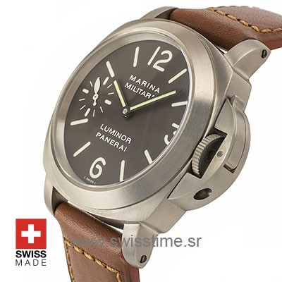 Panerai Luminor Marina Militare 44mm | Swiss Replica Watch