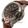 Panerai Luminor Marina Titanium Manual Wind 44mm PAM061 Swiss Replica