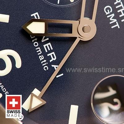 Panerai Luminor North Pole GMT   Swisstime Replica Watch