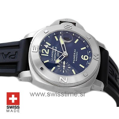 Panerai Luminor North Pole GMT 44mm PAM252 Swiss Replica
