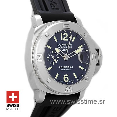 Panerai Luminor North Pole GMT | Swisstime Replica Watch