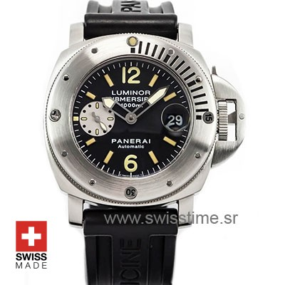 Panerai Luminor Submersible 1000m 44mm PAM064 Swiss Replica