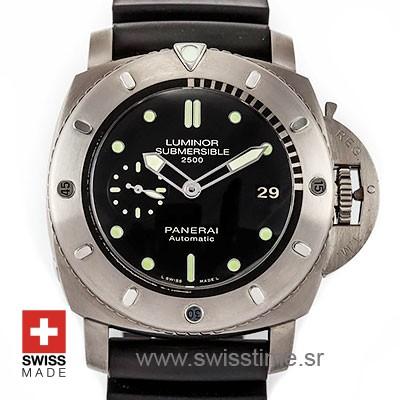 Panerai Luminor Submersible 2500m   Automatic Replica Watch