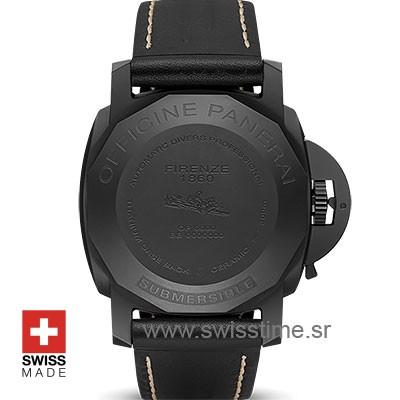 Panerai Luminor Submersible Ceramica   Left Handed Watch