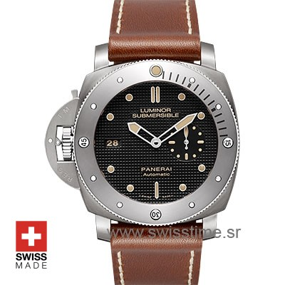 Panerai Luminor Submersible 1950 Left-Handed | Replica Watch
