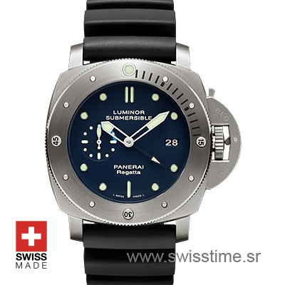 Panerai Luminor Submersible 1950 Regatta | Swisstime Watch
