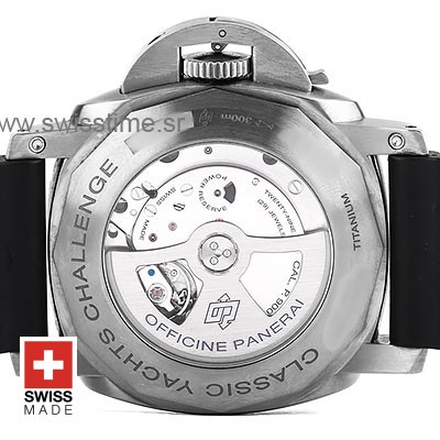 Panerai Luminor Submersible 1950 Regatta 3 Days GTM Automatic Titanium 47mm PAM371 Swiss Replica