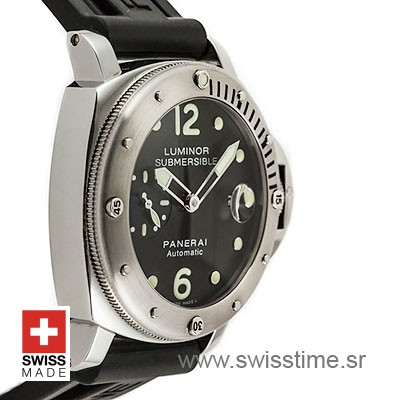 Panerai Luminor Submersible Automatic Acciaio | Replica Watch