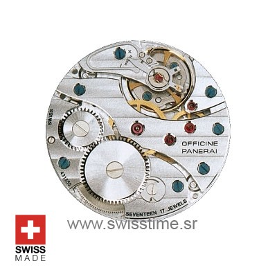 Panerai Caiber OP XI Swiss Cloned Movement