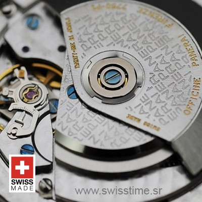 Panerai Caiber OP XXX Swiss Cloned Movement