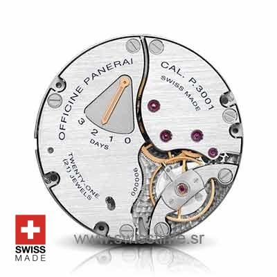 Swiss Cloned PAnerai P3001 Movement