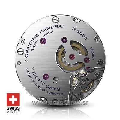 Panerai P5000 Swiss cloned movement