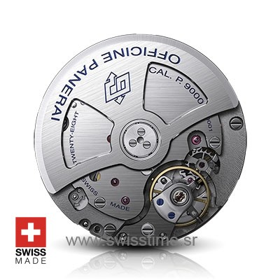 Panerai Caiber P.9000 Swiss Cloned Movement