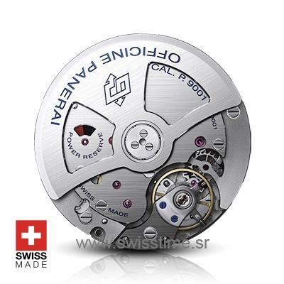 Panerai Caiber P.9001 Swiss Cloned Movement