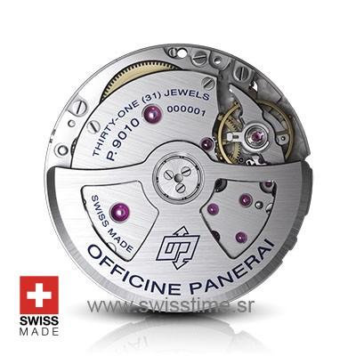 Panerai Caiber P9010 Swiss Cloned Movement