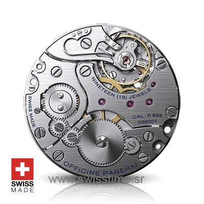 Panerai P.999 Swiss Cloned Movement