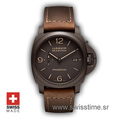 Panerai Luminor Marina Automatic Composite | Swisstime Watch