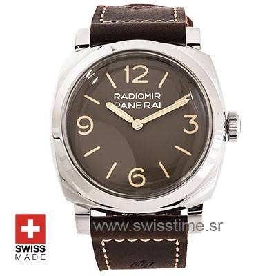 Panerai Radiomir 1940 3 Days Acciaio 47mm PAM662 Swiss Replica