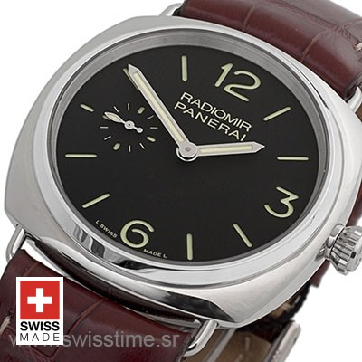 Panerai Radiomir 42mm PAM337 Swiss Replica