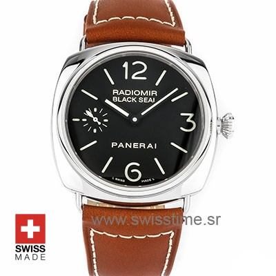 Panerai Radiomir Black Seal 45mm PAM183 Swiss Replica