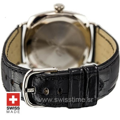 Panerai Radiomir Black Seal White Gold 45mm PAM261 Swiss Replica