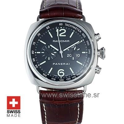 Panerai Radiomir Chronograph 42mm | Swisstime Replica Watch