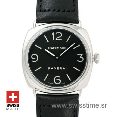 Panerai Radiomir Base Manual Wind 45mm Pam 210 Swisstime