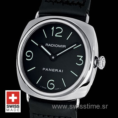PANERAI RADIOMIR BASE MANUAL-WIND 45mm PAM 210-2195