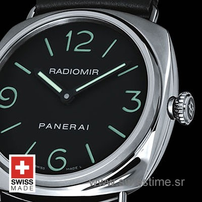 PANERAI RADIOMIR BASE MANUAL-WIND 45mm PAM 210-2198
