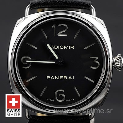 PANERAI RADIOMIR BASE MANUAL-WIND 45mm PAM 210-2192
