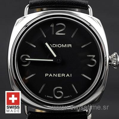 PANERAI RADIOMIR BASE MANUAL-WIND 45mm PAM 210-2192