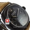 PANERAI RADIOMIR BLACK SEAL COMPOSITE DLC 45mm AUTOMATIC P.9000 PAM 505-2167