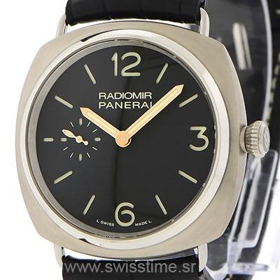 Panerai Radiomir Titanium Gold Hands 42mm PAM 338 Swiss Replica