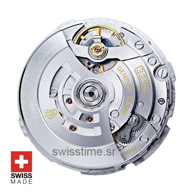 Swiss Clone Rolex 3255 Movement