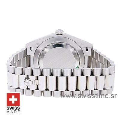Rolex Day-Date 40 Platinum 40mm Swiss Replica
