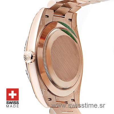 Rolex Day-Date 40 Rose Gold 40mm Swiss Replica