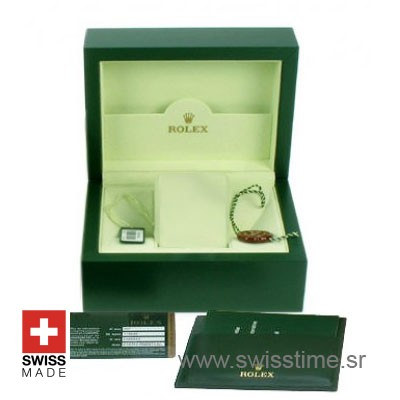 Rolex Swiss Replica Wood Boxset
