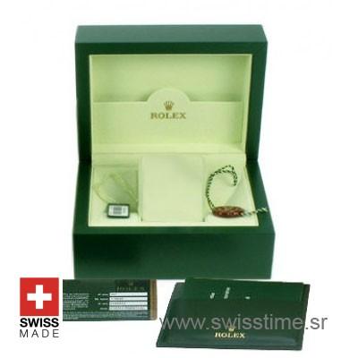 Rolex Swiss Replica Wood Boxset